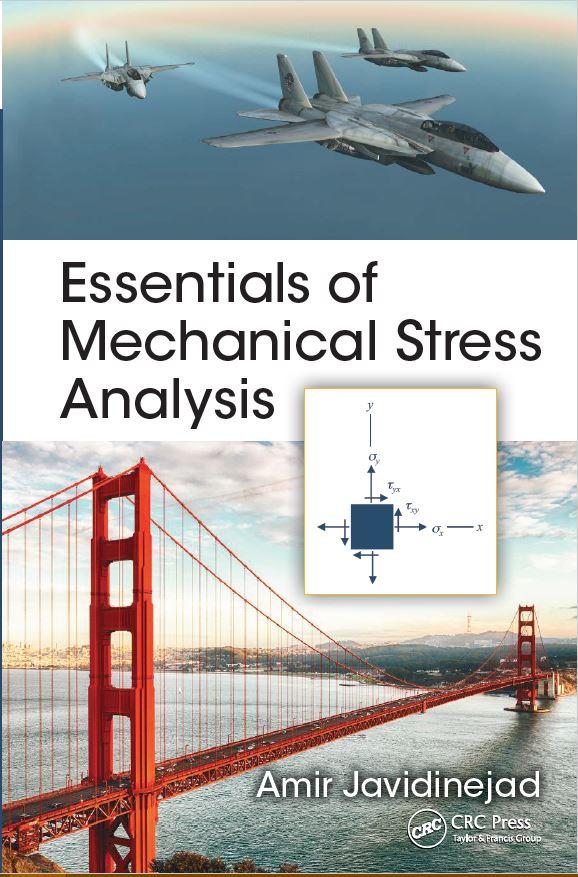 دانلود کتاب اصول اولیه تحلیل تنش های مکانیکی Essentials of Mechanical Stress Analysis