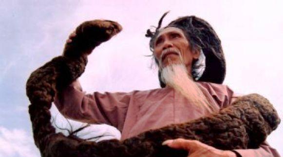 مردی با طولانی ترین موهای جهان