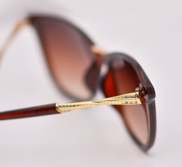 عینک طرح swarovski