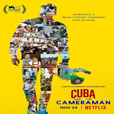 دانلود فیلم Cuba And The Cameraman 2017