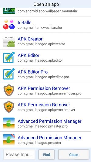 دانلو قطع دسترسی های برنامه های اندروید apk permission remover pro