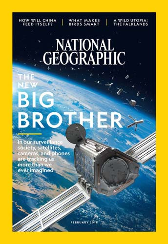 National Geographic February 2018