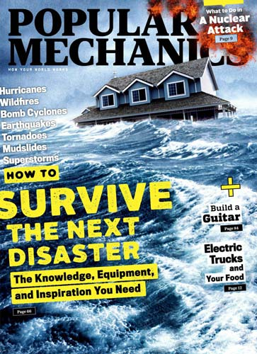Popular Mechanics March 2018