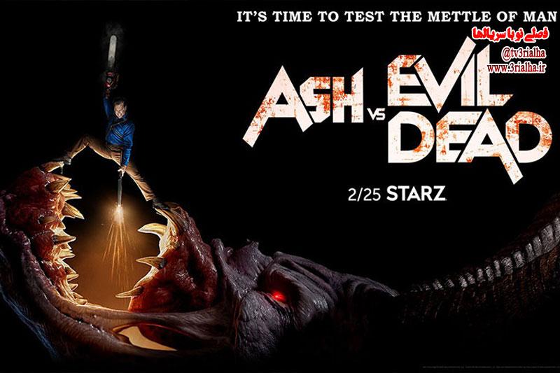 در فصل سوم سریال Ash vs Evil Dead شاهد حضور بزرگترین ددایت تاریخ خواهیم بود