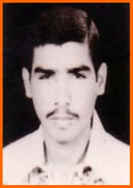 شهید سید ماشاءالله هاشمی