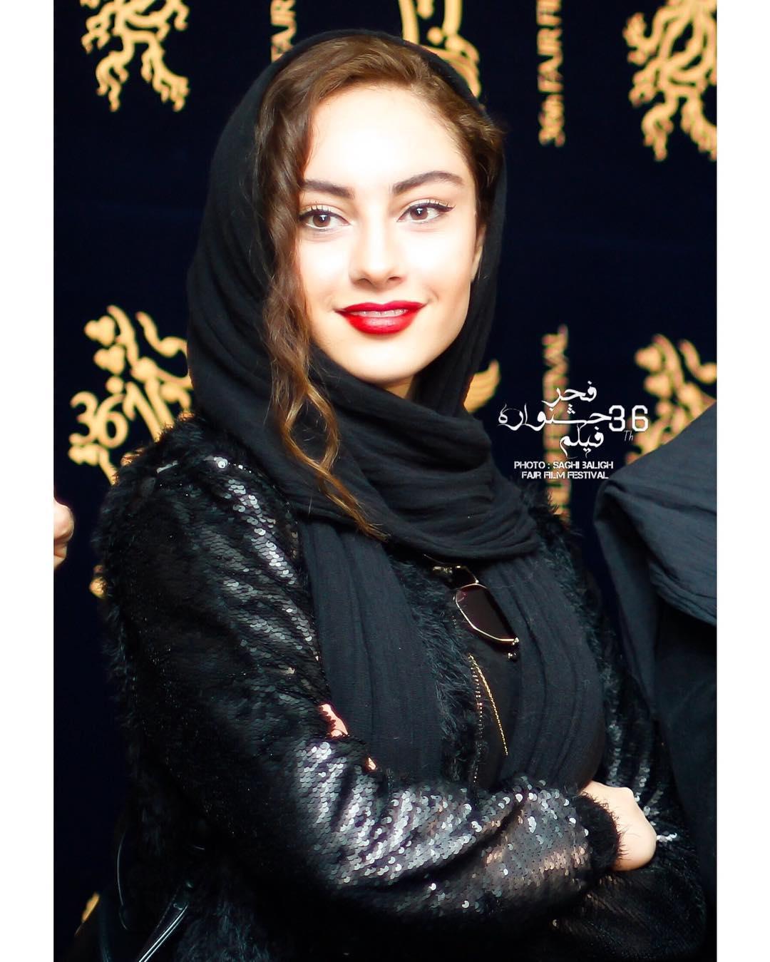 ترلان پروانه در 36 جشنواره فیلم فجر