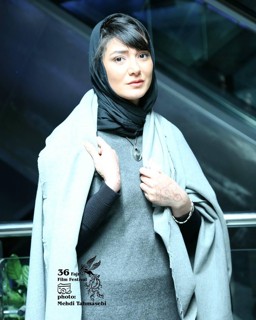 مینا وحید در 36 جشنواره فیلم فجر