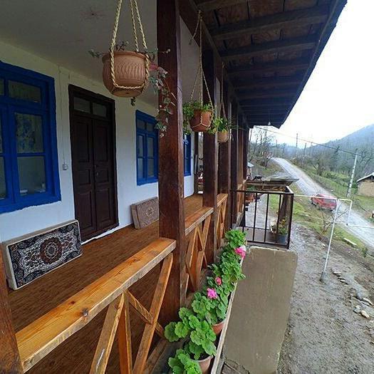 خانه های روستایی گیلان و بالابراگور رودبار