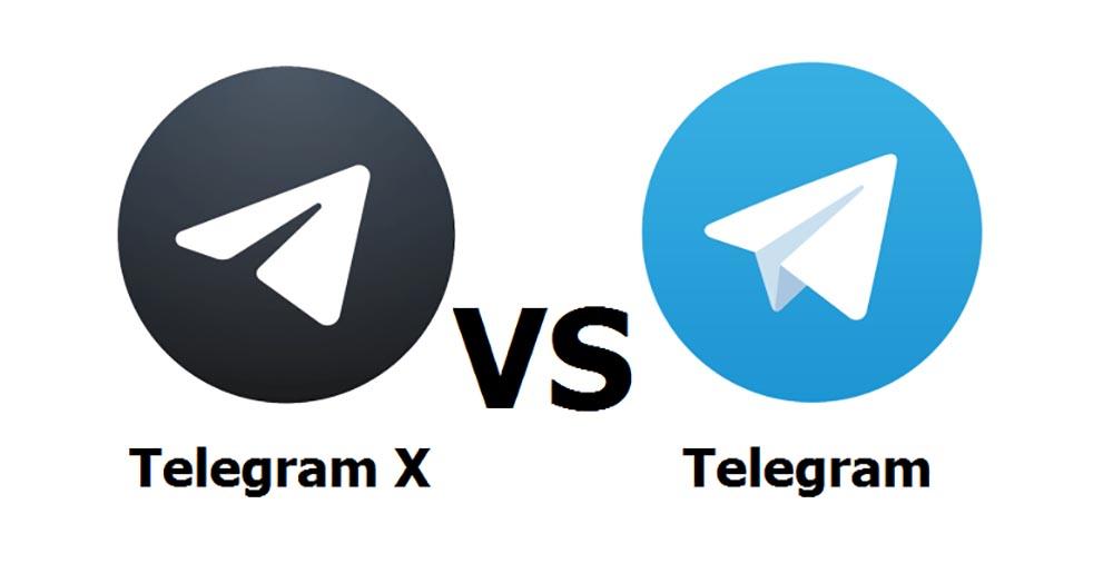 مقایسه تلگرام ایکس و تلگرام