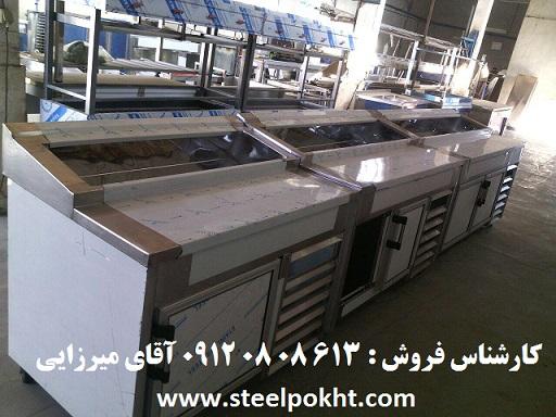 نمايندگي فروش كانتر گرم
