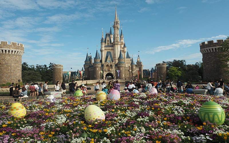 دیزنی لند در توکیو؛ ژاپن
