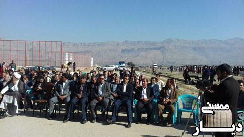 برگزاری اولین المپیاد ورزش همگانی شهرستان رستم