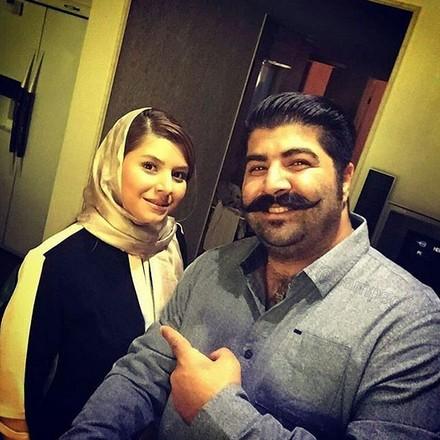 بیوگرافی بهنام بانی مهمان 19 بهمن دورهمی +تصاویر اینستاگرام و آهنگها