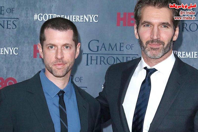 خالقان سریال بازی تاج و تخت کار نویسندگی فیلم های جدید جنگ ستارگان را برعهده خواهند داشت