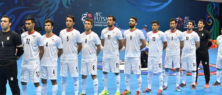 نتیجه فینال فوتسال ایران و ژاپن جام ملتهای آسیا 22 بهمن 96 +فیلم