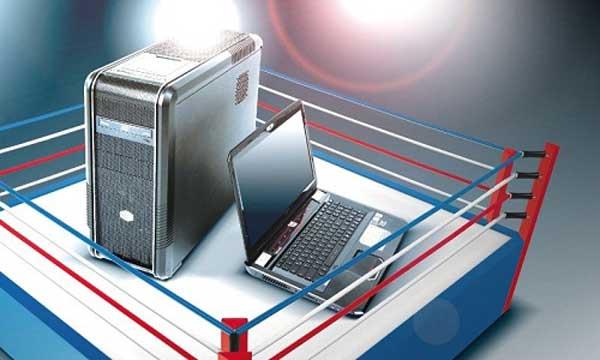 مزایای لپ تاپ نسبت به کامپیوتر رومیزی