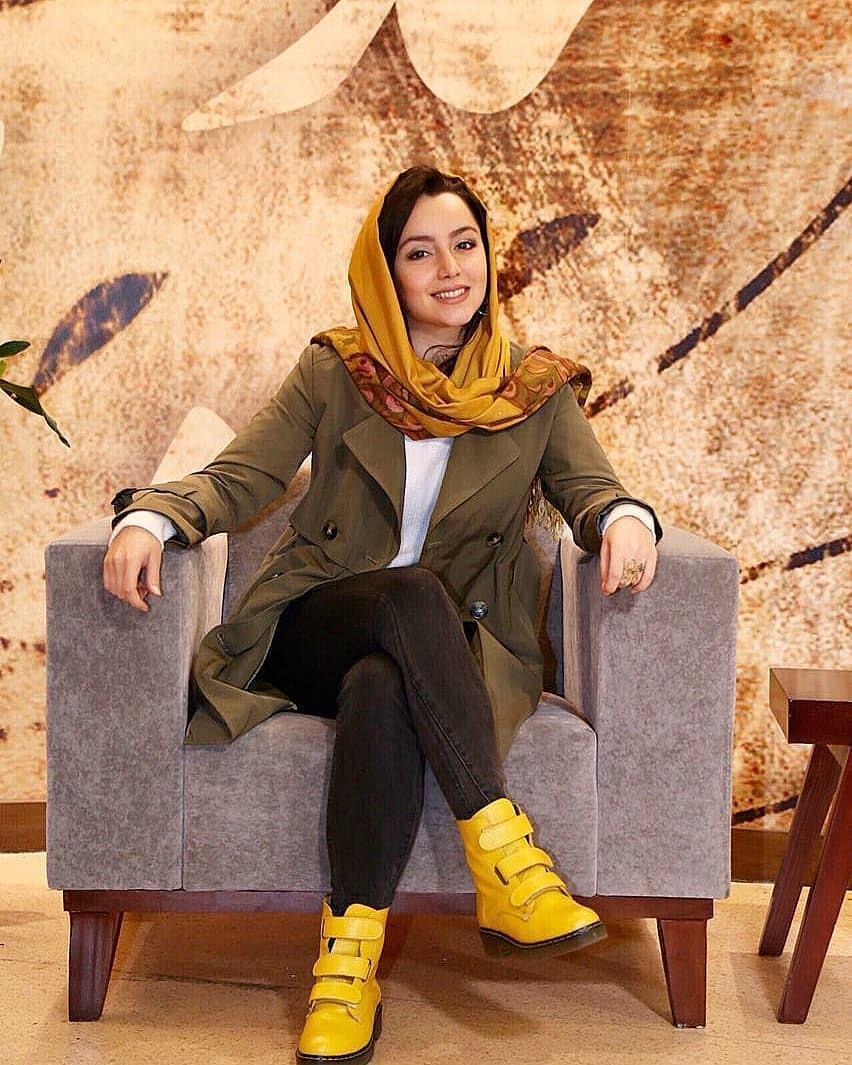 نازنین بیاتی در 36 جشنواره فیلم فجر