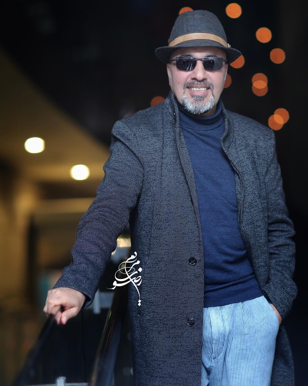 رضا عطاران در 36 جشنواره فیلم فجر