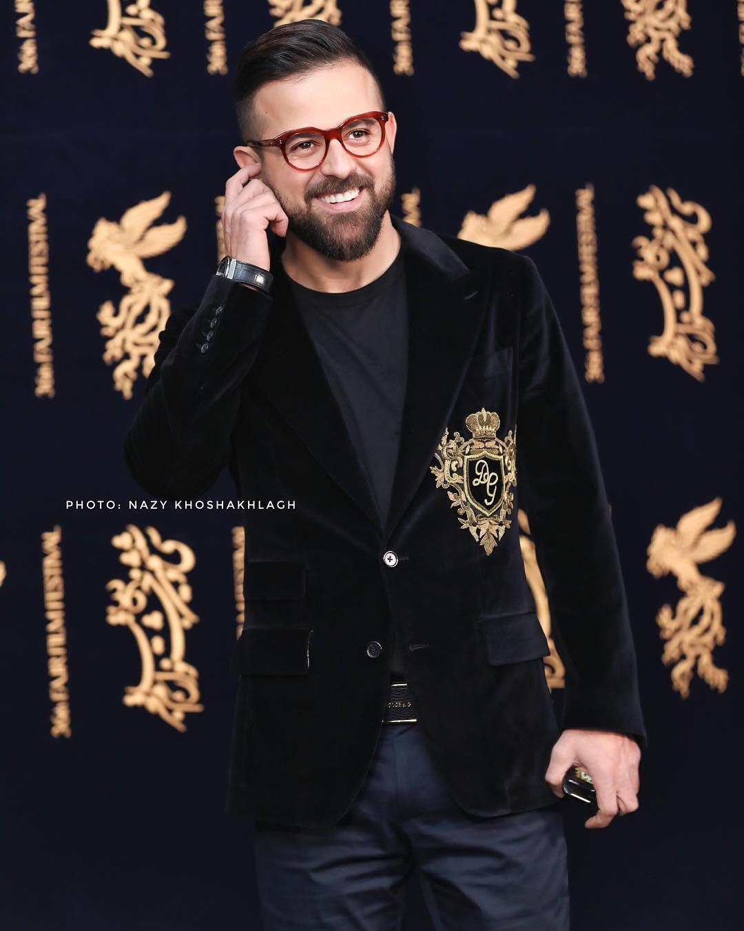 هومن سیدی در  36 جشنواره فیلم فجر
