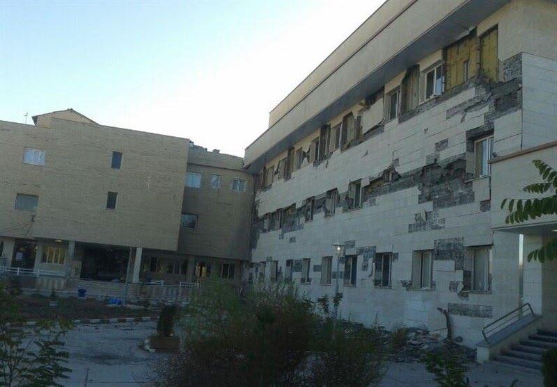 زلزله کرمانشاه عکس