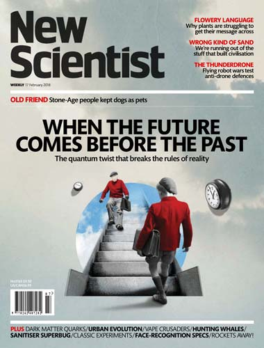 New Scientist 17 February 2018