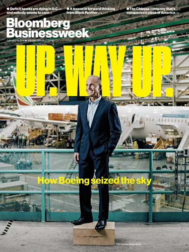 Bloomberg Businessweek 19 February 2018