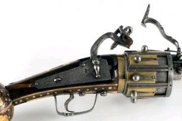 قدیمی ترین اسلحه جهان