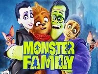 دانلود انیمیشن خانوادهی هیولا - Monster Family 2017
