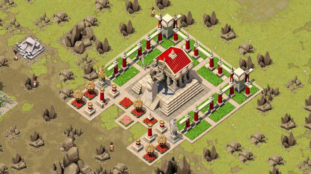بازی خدایان المپیوس
