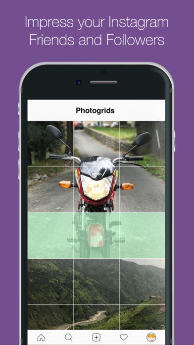 اپلیکیشن Photo Grids : Make Pic Tiles