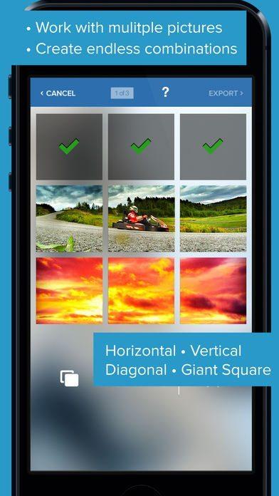 اپلیکیشن Giant Square for Instagram