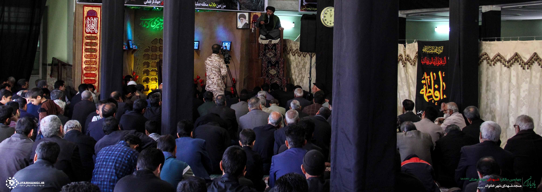 چهارمین سالگرد شهدای جهاد فرهنگی(راهیان نور)