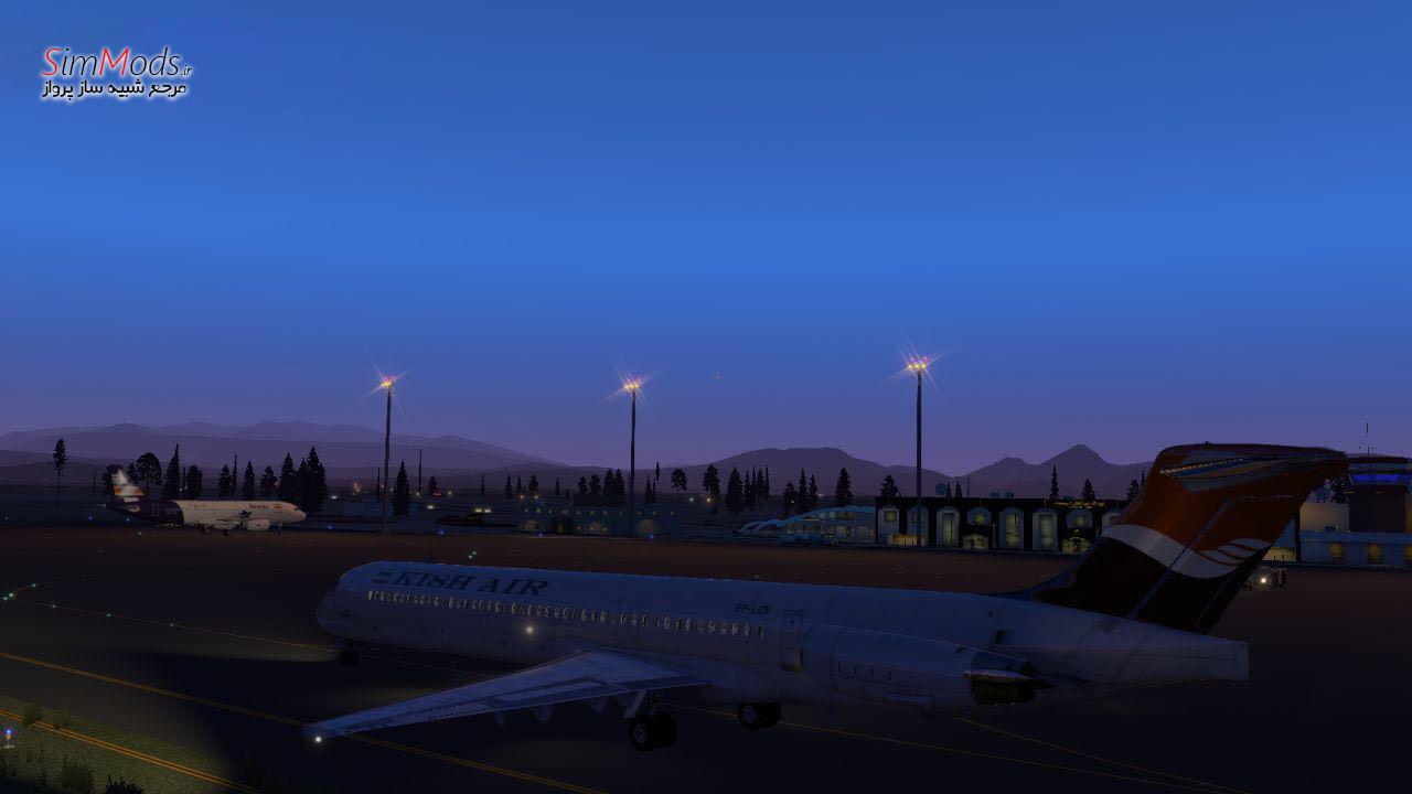 افزونه فرودگاه ارومیه