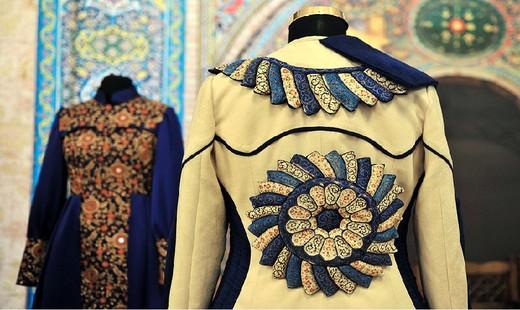 ۶۱۰۰ اثر به هفتمین جشنواره مد و لباس ایران رسید