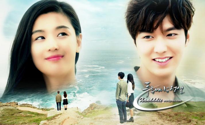 دانلود سریال کره ای افسانه دریای ابی
