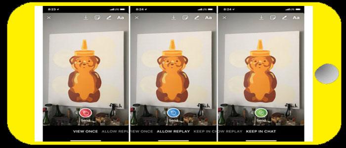 اینستاگرام قابلیت های برای رقابت با اسنپ چت به اینستاگرام می آورد