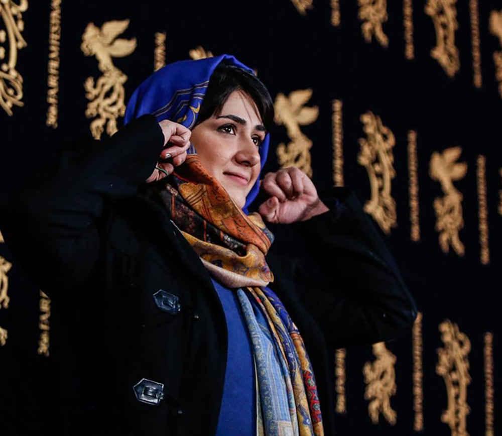 باران کوثری بازیگر در جشنواره فیلم فجر