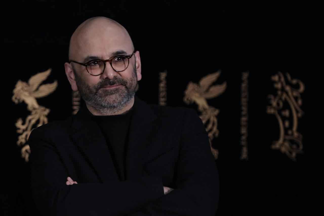 حبیب رضایی بازیگر در جشنواره فیلم فجر