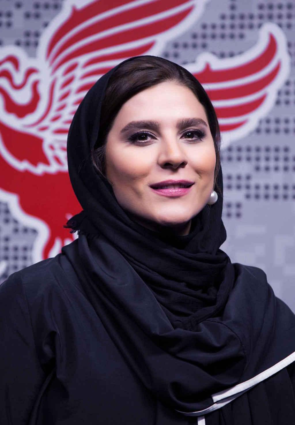 سحر دولتشاهی بازیگر در جشنواره فیلم فجر