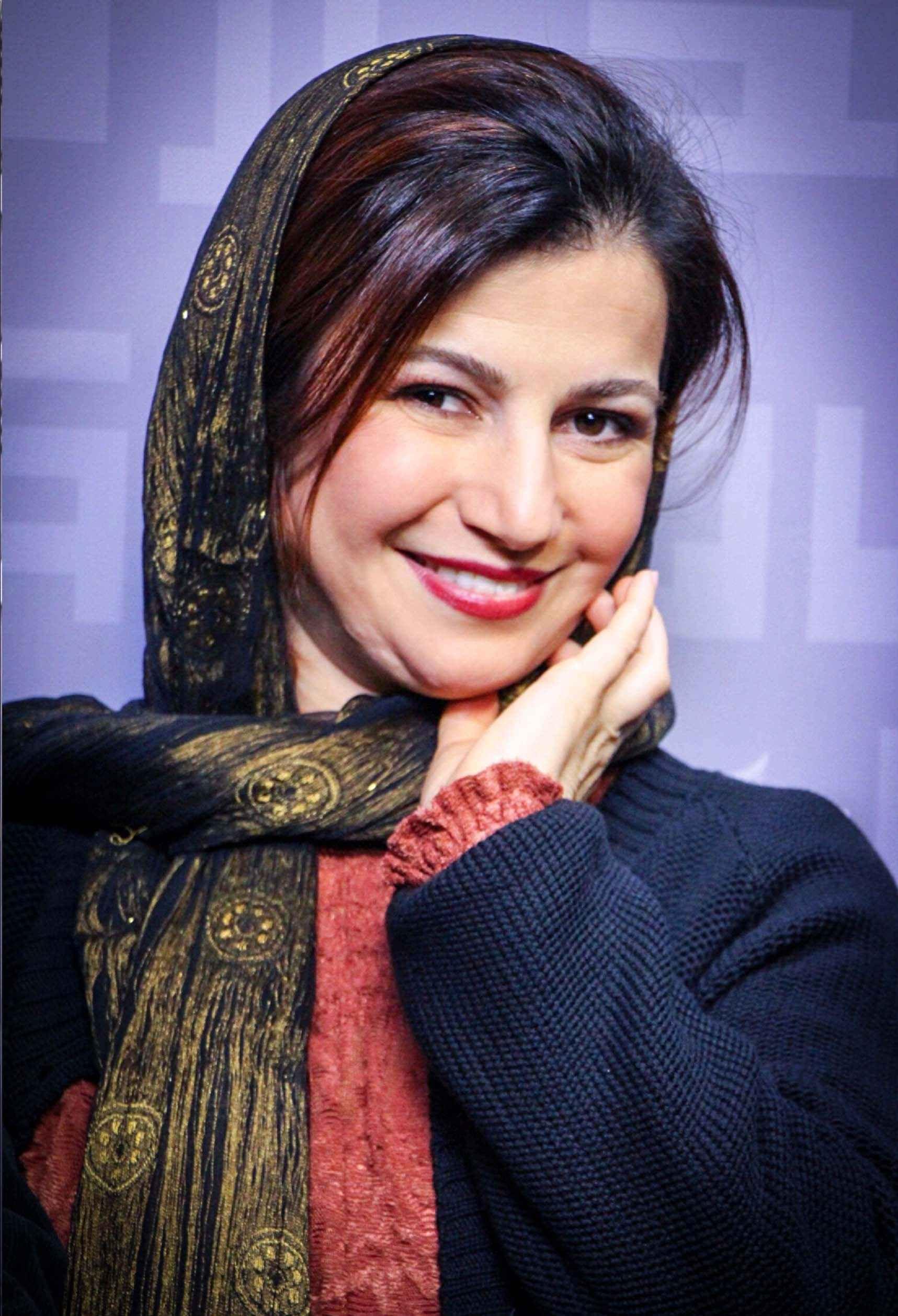 لیلی رشیدی بازیگر در جشنواره فیلم فجر