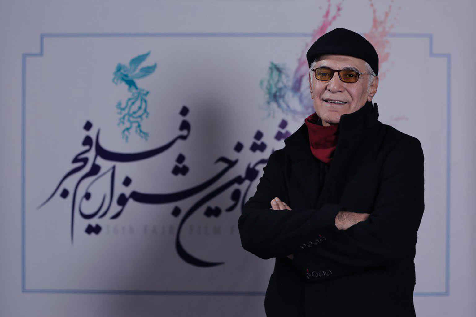 محمود کلاری فیلمبردار در جشنواره فیلم فجر