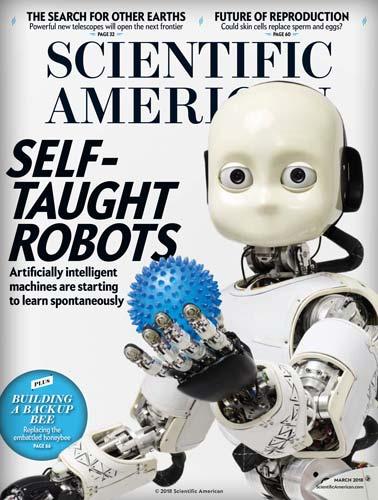 Scientific American March 2018