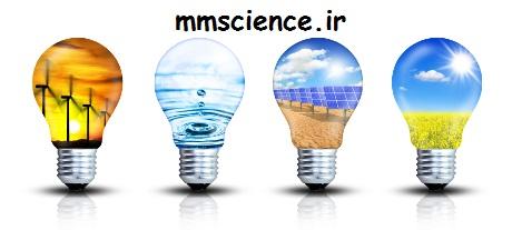 منابع انرژی تجدید پذیر