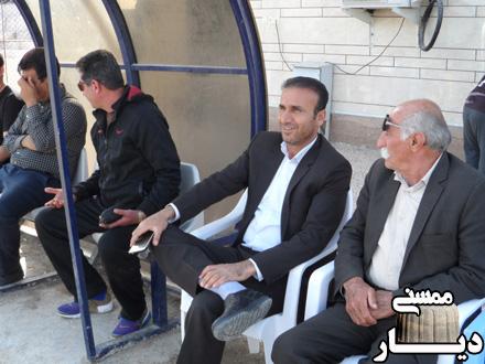 پیروزی شریف بتن ممسنی مقابل نفت و گاز گچساران