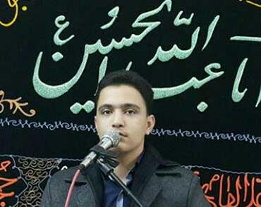 آیینه یزد - ب رتبه اول مداحی توسط دانشآموز دبیرستان پسرانه دوره دوم حضرت مجتبی(ع)