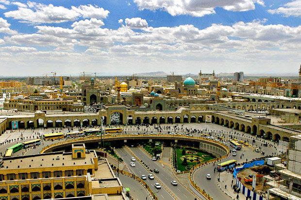 هتل ارزان در مشهد