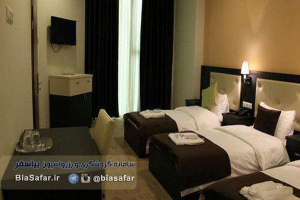 هتل آپارتمان گلچین مشهد