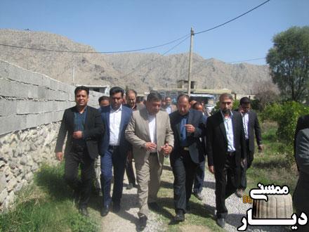سرکشی فرماندارشهرستان رستم از خانواده جان باخته سانحه هوایی یاسوج