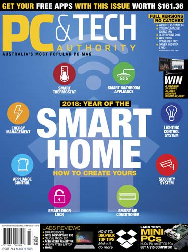 PC and Tech Authority March 2018
