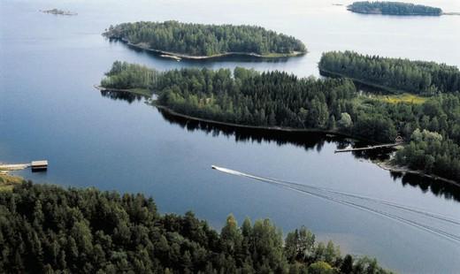 اولین جزیره تفریحی مختص زنان با نام «سوپر شی» در فنلاند رونمایی شد